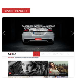 Download Gloria – Responsive eCommerce News Magazine Newspaper WordPress Theme nulled 11 2