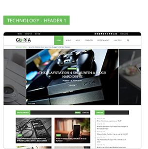Download Gloria – Responsive eCommerce News Magazine Newspaper WordPress Theme nulled 11 5