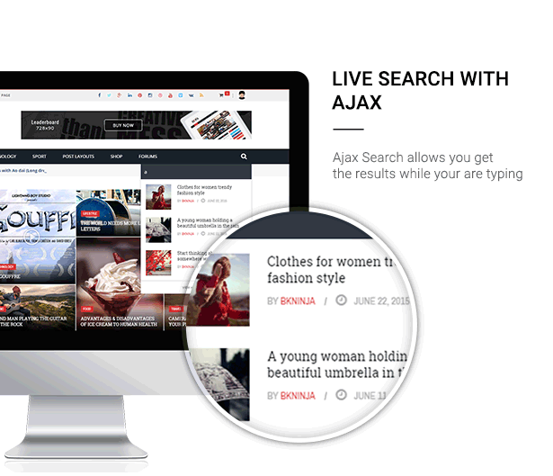 Download Gloria – Responsive eCommerce News Magazine Newspaper WordPress Theme nulled 7