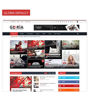 Download Gloria – Responsive eCommerce News Magazine Newspaper WordPress Theme nulled 8 1