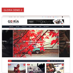 Download Gloria – Responsive eCommerce News Magazine Newspaper WordPress Theme nulled 8 2