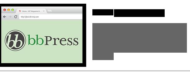 Download Gloria – Responsive eCommerce News Magazine Newspaper WordPress Theme nulled bbpress