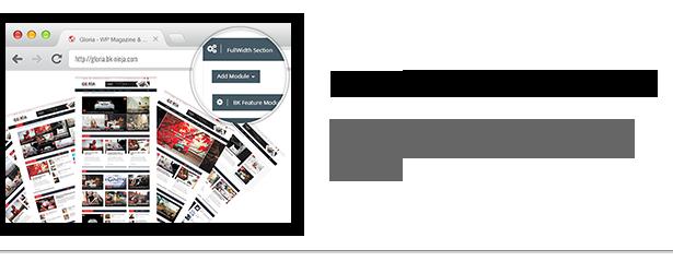 Download Gloria – Responsive eCommerce News Magazine Newspaper WordPress Theme nulled pagebuilder