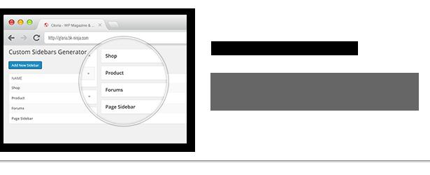 Download Gloria – Responsive eCommerce News Magazine Newspaper WordPress Theme nulled unlimitedsidebar